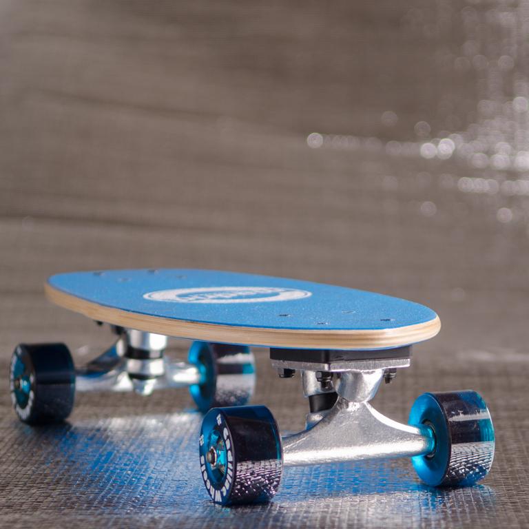 mini skateboard complete